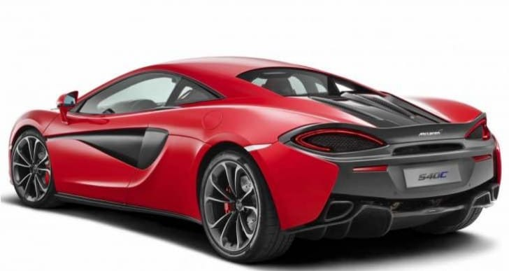 McLaren, no to inexpensive Porsche Cayman rival