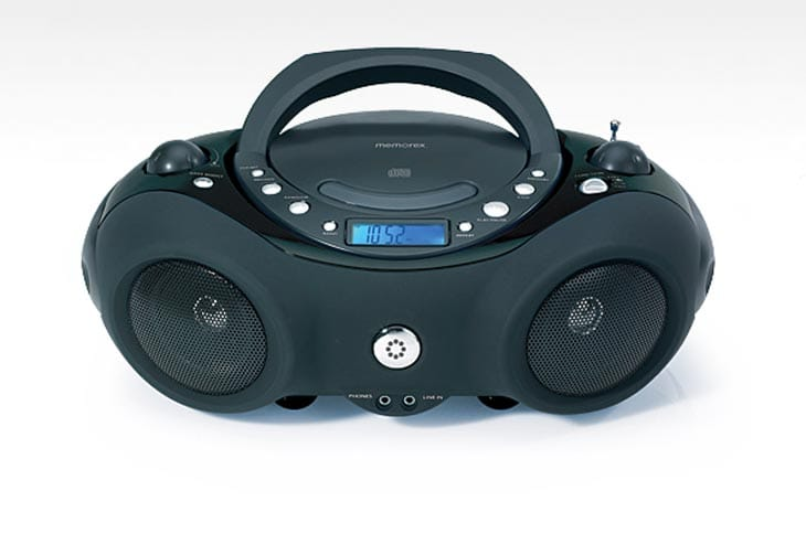 Memorex-Portable-CD-Boombox