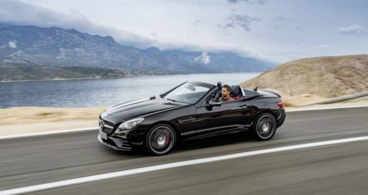 Mercedes-AMG SLC43 price in India revealed tomorrow