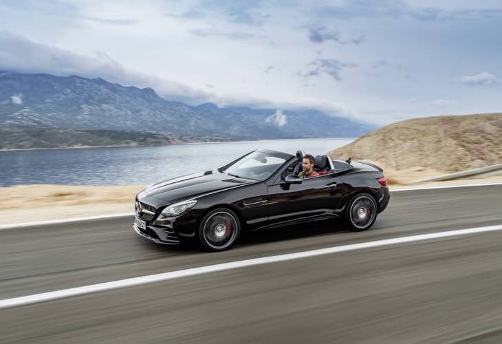 Mercedes-AMG SLC43 launch date in India