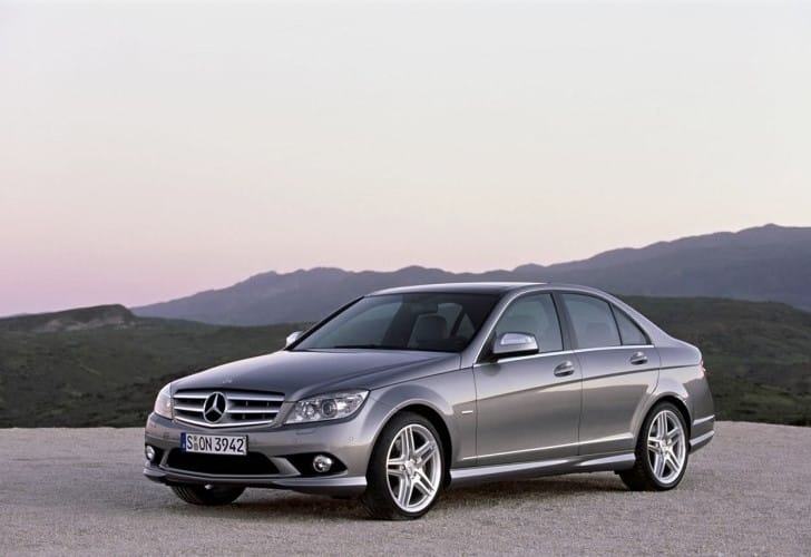 Mercedes C-Class recall speculation in 2013 following complaints