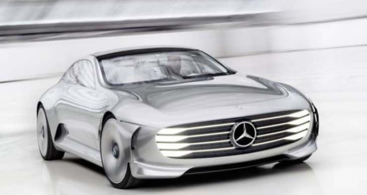 Mercedes EV Vs Tesla Model S production deadlines