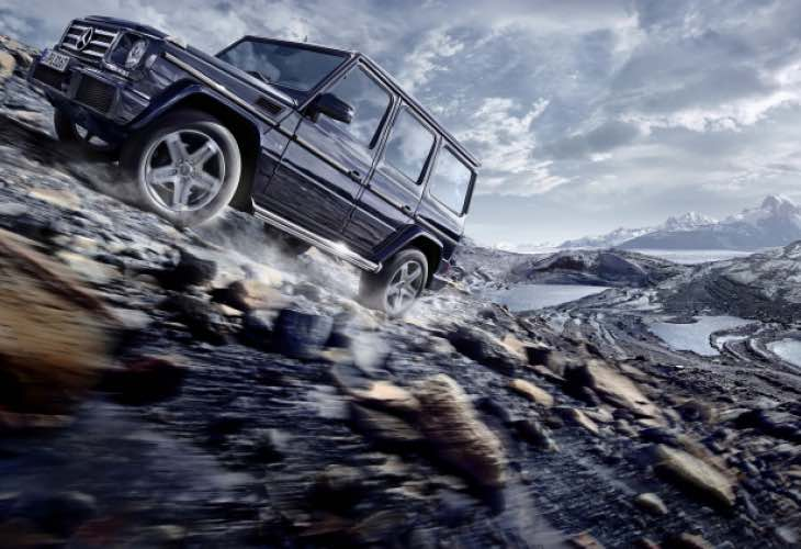 Mercedes G-Class enhancements lacking for US