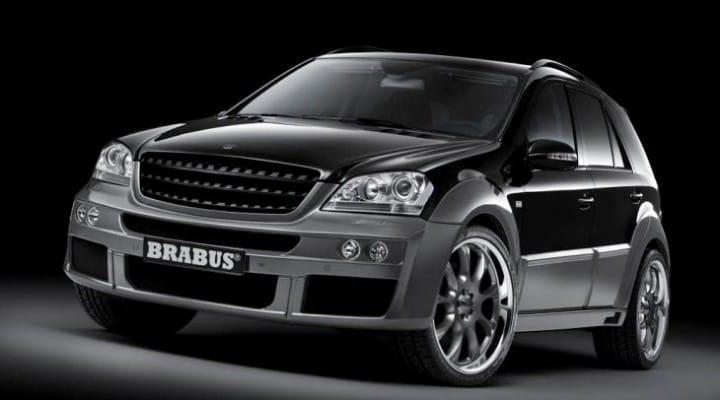 Mercedes GL63 AMG – Latest Brabus B63-620 performance figures