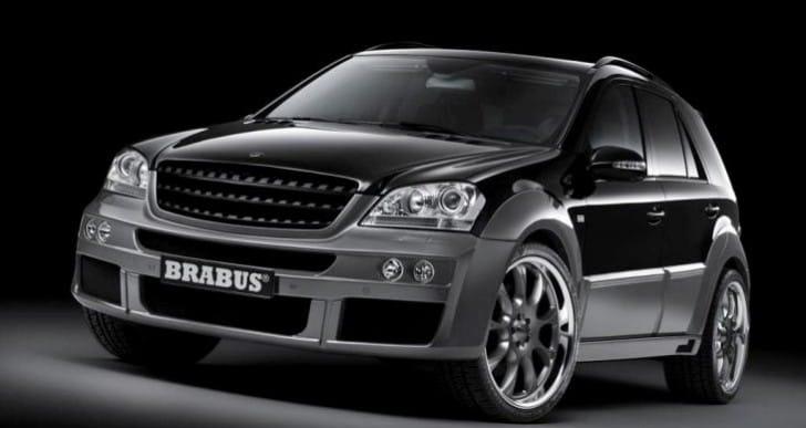 Mercedes GL63 AMG – Latest Brabus B63-620 performance figures