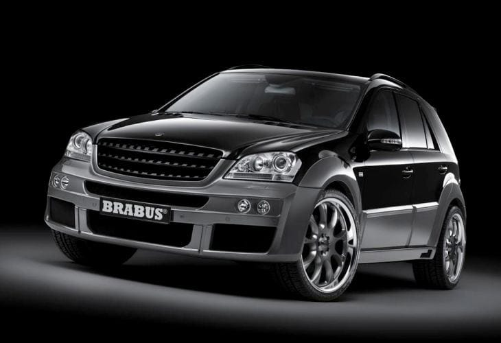 Mercedes GL63 AMG – Latest Brabus performance figures