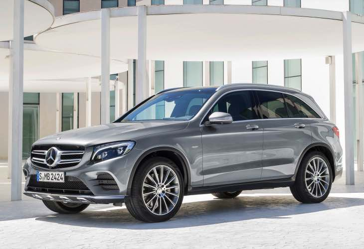 Mercedes GLC hydrogen fuel cell price expectations