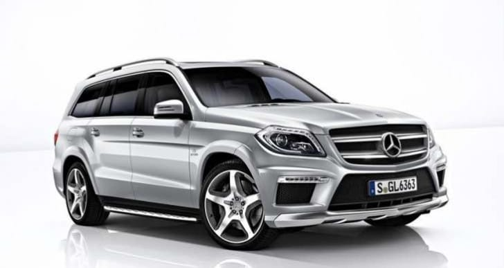 No Mercedes GLS 63 AMG 10-speed gearbox version