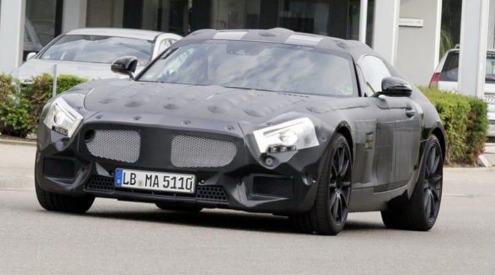 Mercedes GT AMG vs. Porsche 911 performance