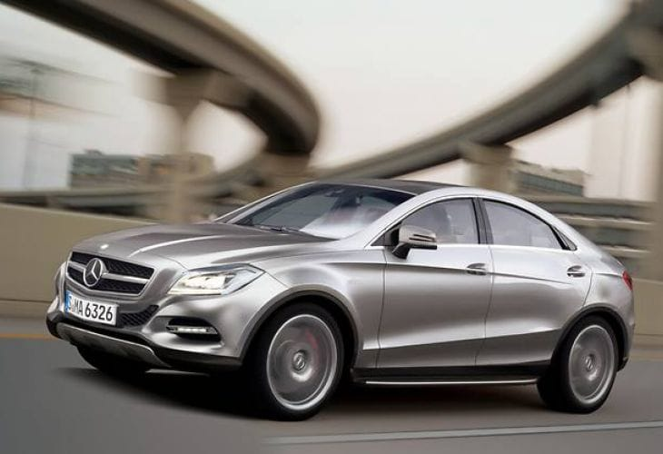Mercedes MLC vs. BMW X6 showdown nears