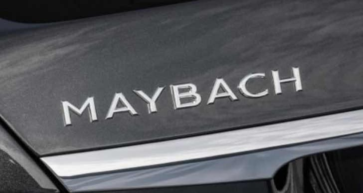Mercedes-Maybach SUV to counter Bentley Bentayga and Rolls Royce