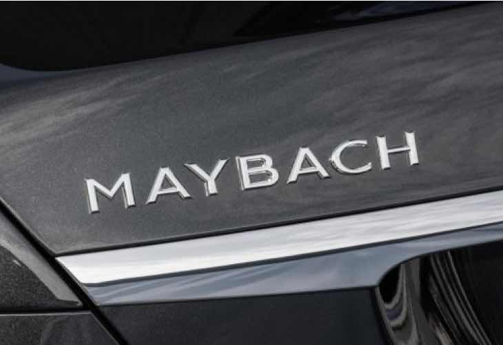 Mercedes-Maybach SUV coming