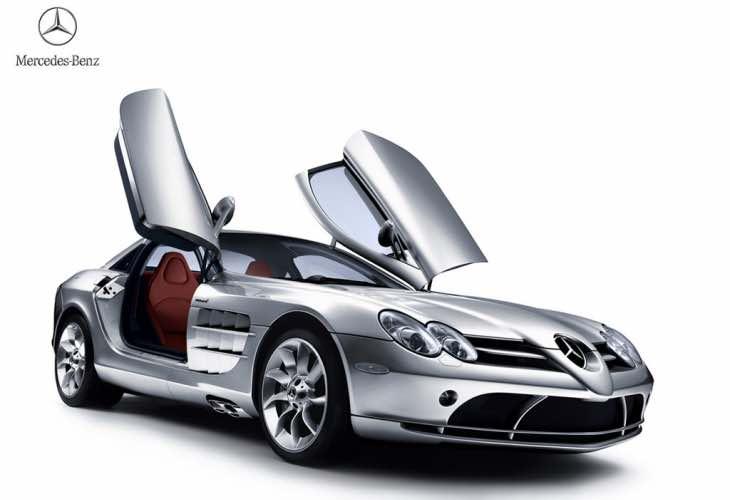 Mercedes SLR McLaren successor