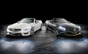 Mercedes SL63 World Championship Edition price deferred