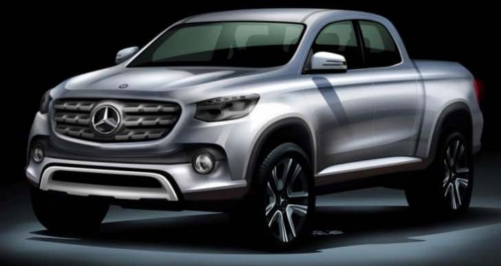 Mercedes X-Class pick-up truck price not expected in October