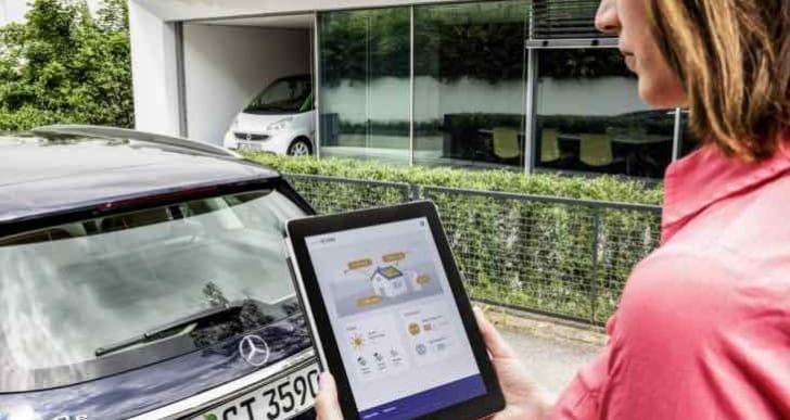 Mercedes's Tesla Powerwall alternative eases stock woes