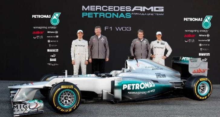 F1′s Nico Rosberg live via BBM Channels