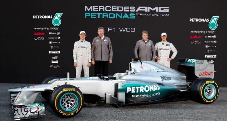 F1's Nico Rosberg live via BBM Channels