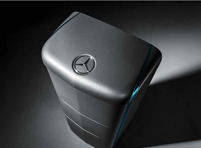 Mercedes's Tesla Powerwall alternative