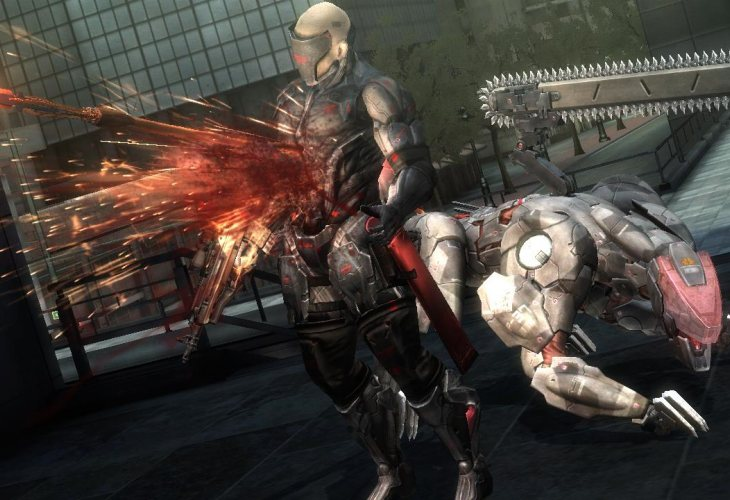 Metal Gear Rising- Revengeance PC issues fixed