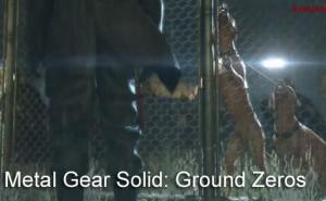 Metal Gear Solid: Ground Zeros visualized