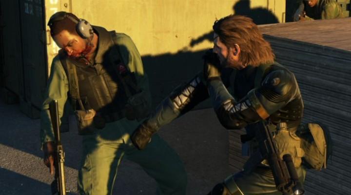 Metal Gear Solid V: Ground Zeroes PS3 pre-order bonus