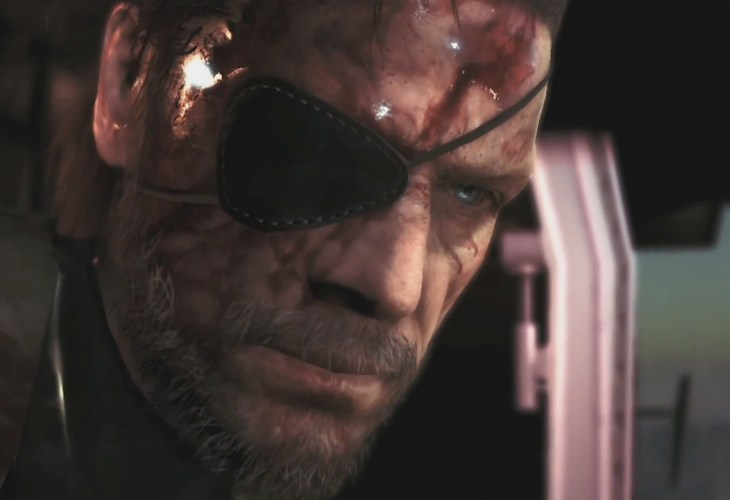 Metal Gear Solid V price and PS4, Xbox One availability