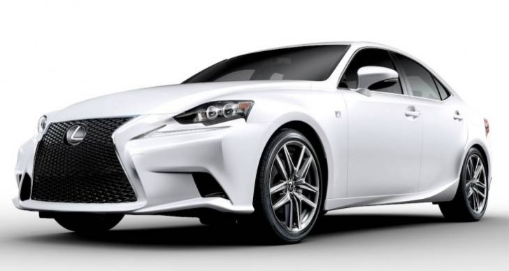 Meticulousness of 2014 Lexus IS highlighted in new commercial