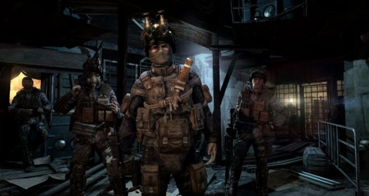 Metro: Last Light Chronicles pack DLC live, detailed