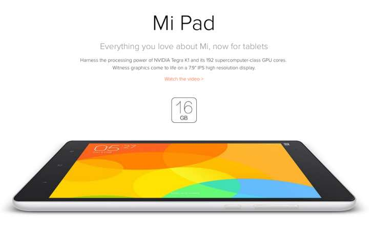 mi-pad-tablet-not-part-of-india-diwali-sale