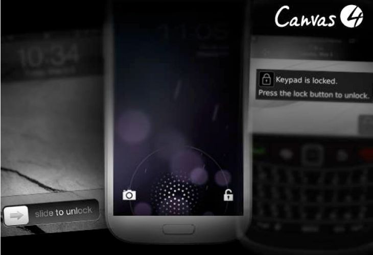 Micromax Canvas 4 HD - Ways to unlock expressed