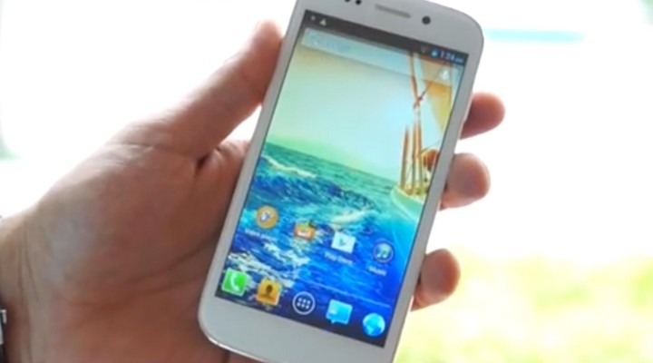 Micromax Canvas 4 review