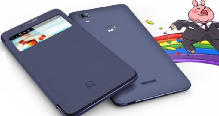 Micromax Canvas Doodle 3 price with quad desire