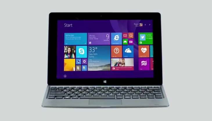 Micromax Canvas LapTab availability