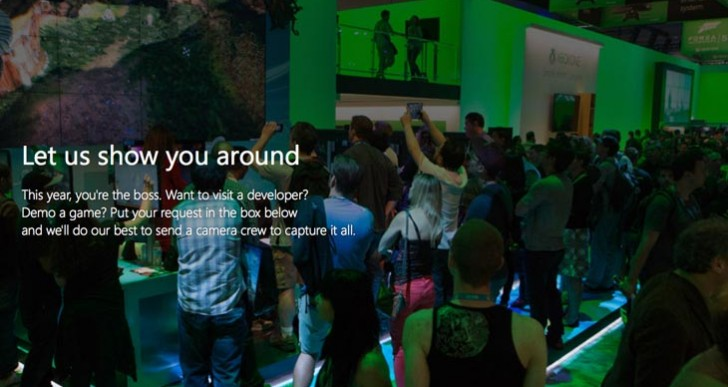 Microsoft E3 2014 live stream, blog feed, and countdown