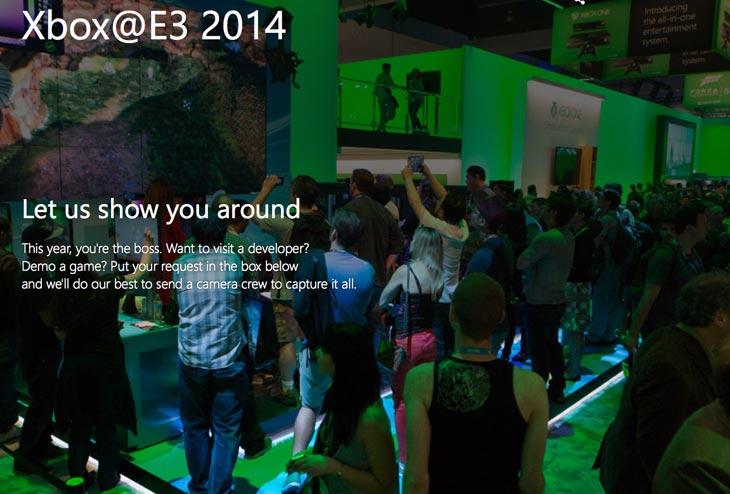 Microsoft-E3-2014-live-stream