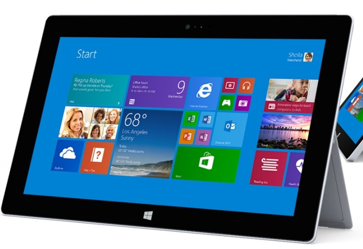Microsoft Surface 2 32GB vs 64GB review of storage potential