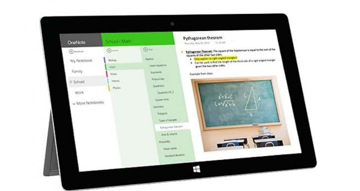 Microsoft Surface 2 review and specs for P3W-00001