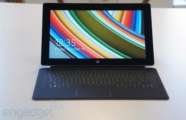 Microsoft Surface 2 and Pro 2 benchmark analysis