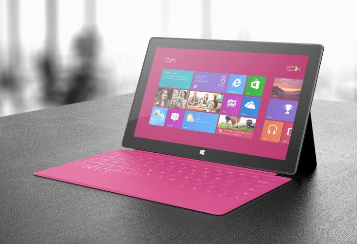 Microsoft Surface Pro 2- Predicting 2nd-generation features