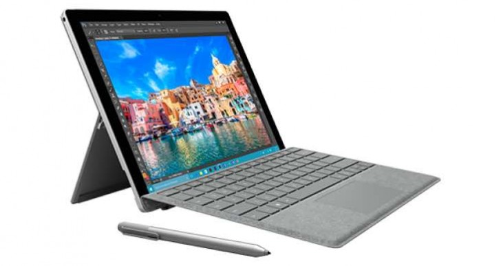 Microsoft Surface Pro 4 and Type Cover Bundle, a perfect Christmas gift