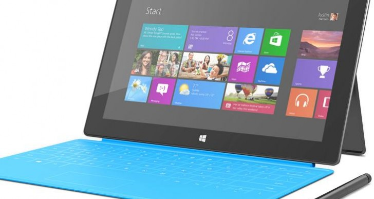 Microsoft Surface Pro Stylus functionality under pressure