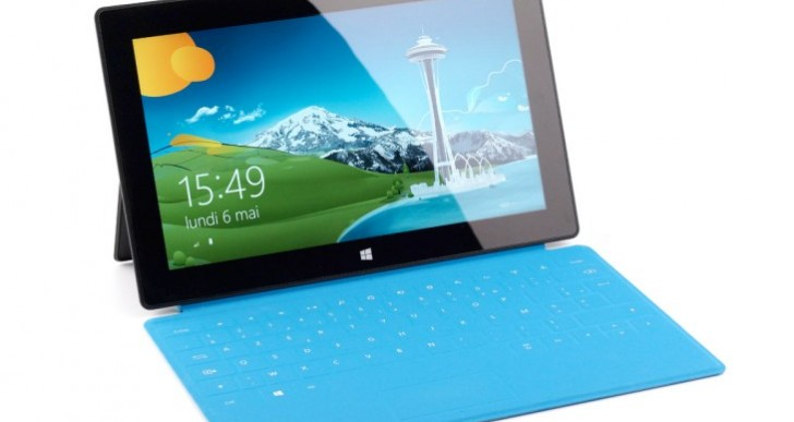 Microsoft Surface Pro release for UK ahead of Haswell