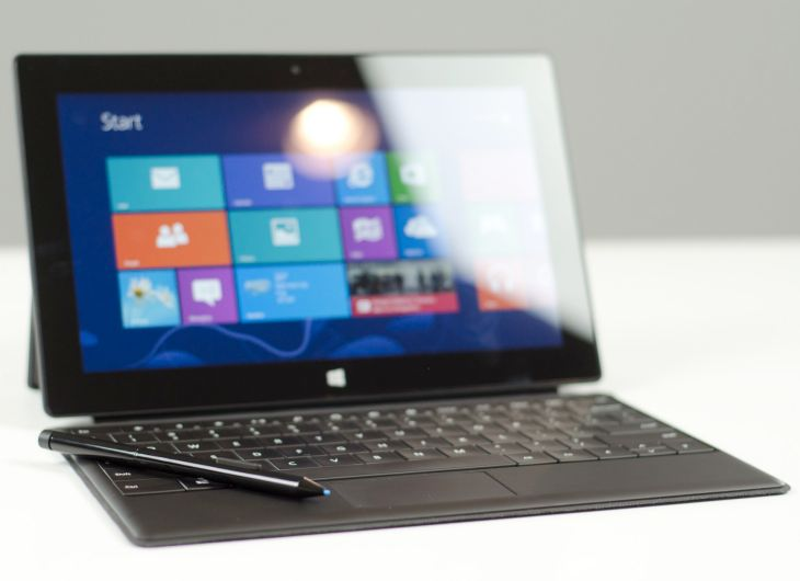 Microsoft Surface Pro shares Nexus 4 stock woes