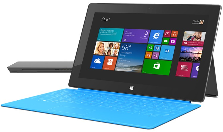 Microsoft's Surface RT might be old, but its price drop since the newer model has helps with sales