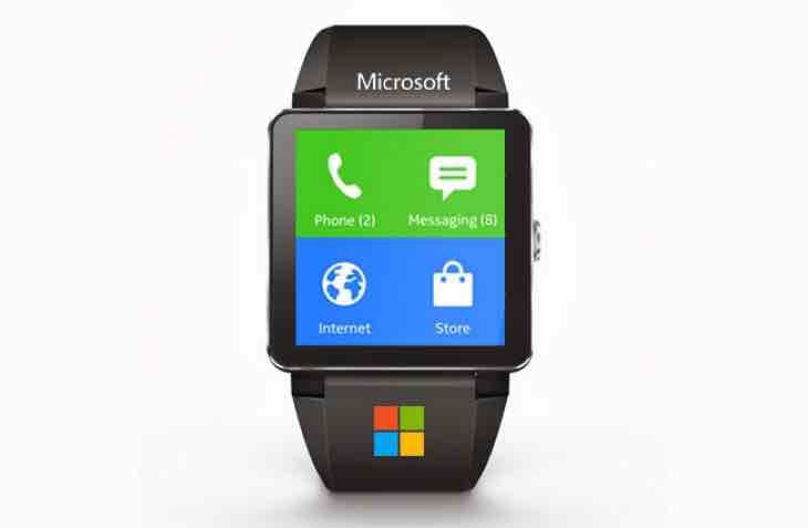 Microsoft Is Close to Announcing Your Smart Watch