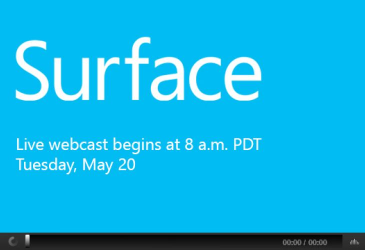 Microsoft Surface event- Live blog stream roundup