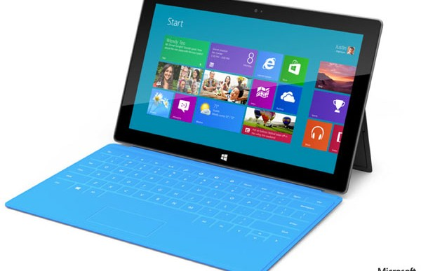 Microsoft Surface: Estimating the tablet price