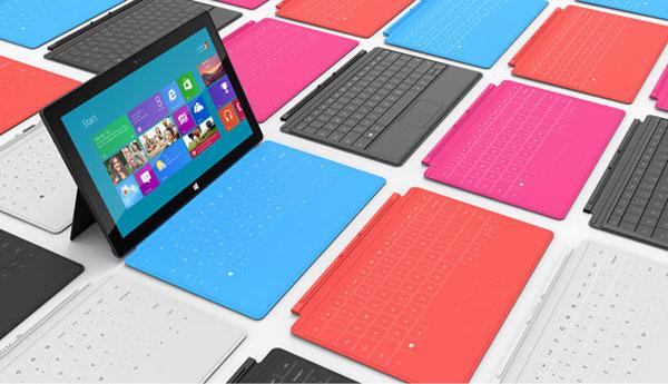 Microsoft Surface vs iPad price, iOS 6 vs W8