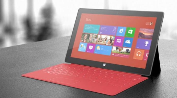 Microsoft Surface vs. iPad sales, Pro 2 needed